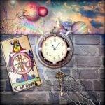 El tiempo en el tarot es relativo. Calcular y Medir los tiempos.