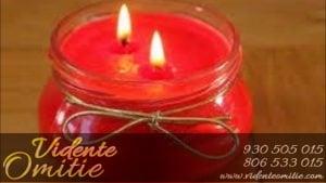 Ritos para el amor con velas rojas